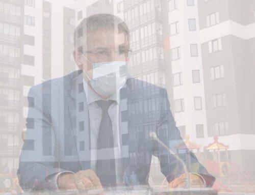 Василий Осипов подвёл итог прошедшего года в сфере строительства
