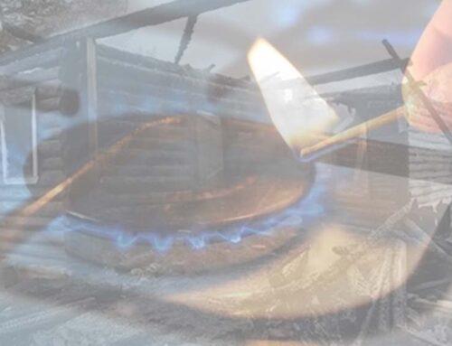 МЧС напомнило о правилах безопасного использования газа