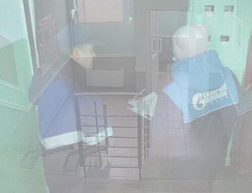 Газовики проверили абонентов в городе Пскове