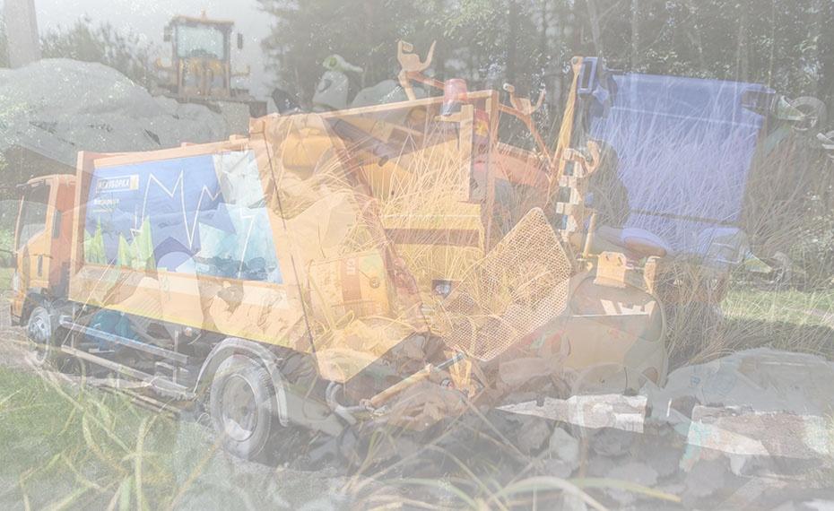 Семь контейнеров «Экопрома» сгорели с начала марта в Псковской области