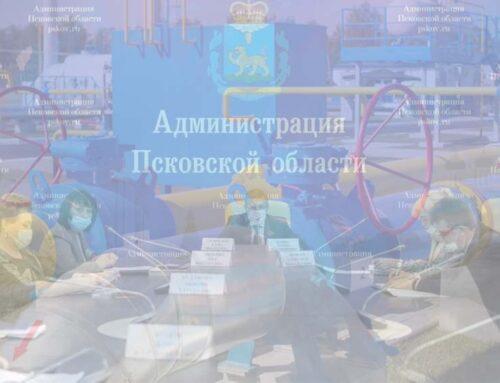 Рабочая группа по реализации программы газификации Псковской области начала работу