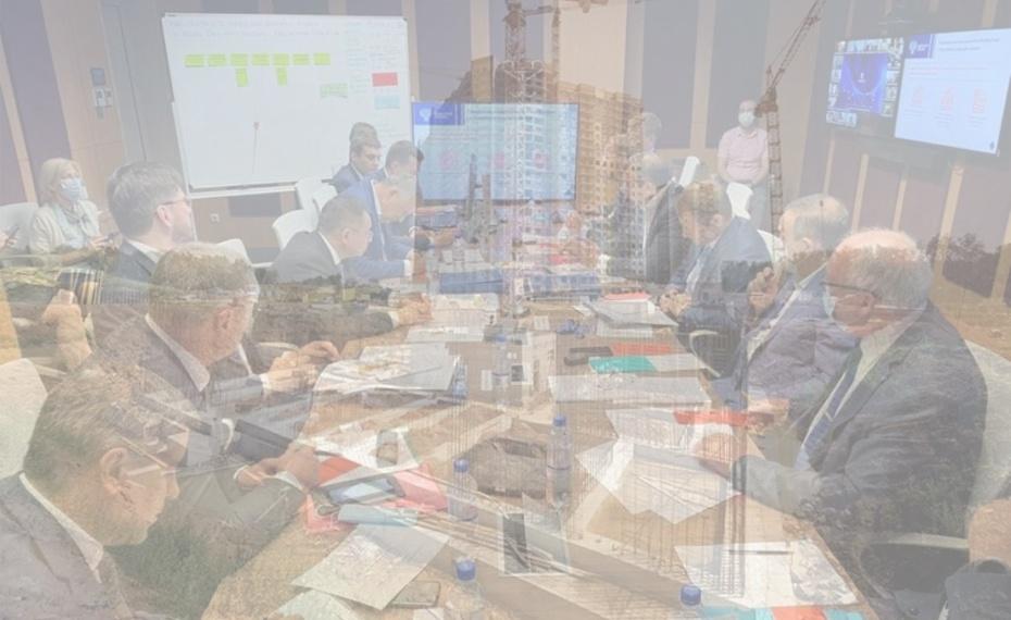 В Минстрой внесены предложения по развитию строительства