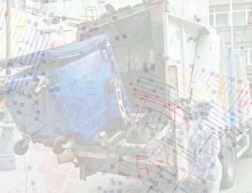 Движение мусоровозов будут отслеживать в единой электронной системе