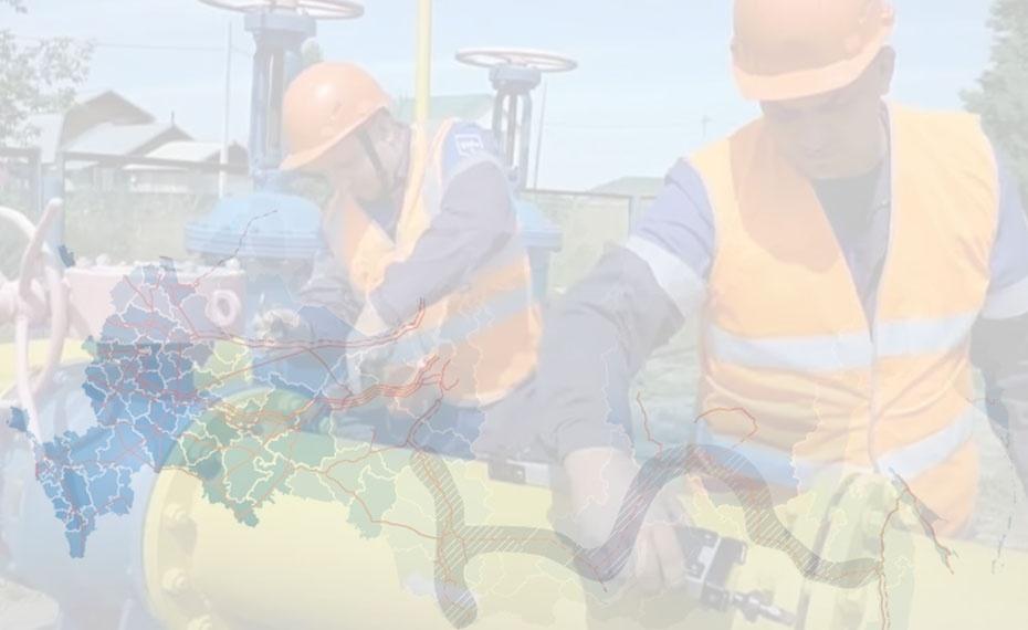 В регионах появятся штабы по газификации
