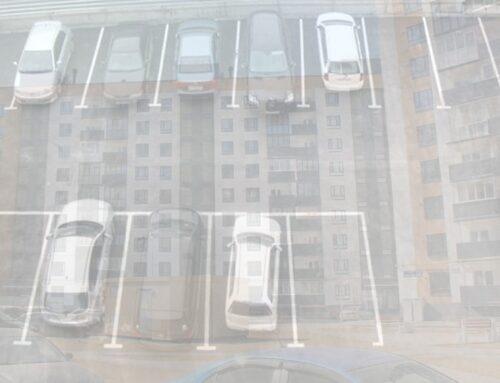 Росреестр определил размеры машино-мест на паркингах МКД